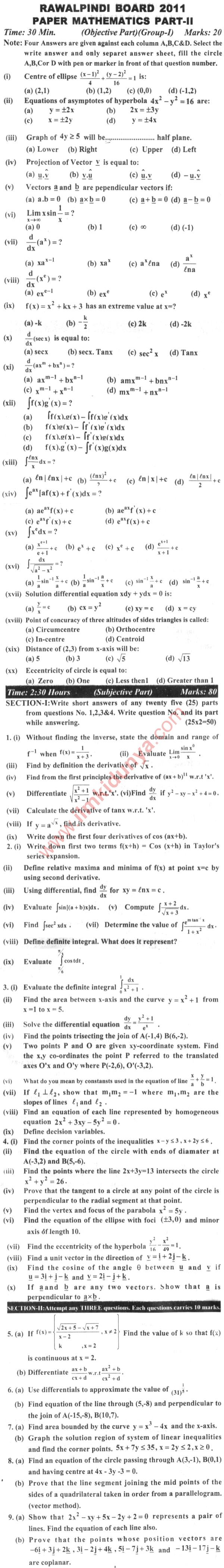 past papers of intermediate part 2 Past papers of intermediate part-1 fa fsc part-1 ist year click here past papers of intermediate part-1 fa fsc part-1 ist year second time click here model sample.