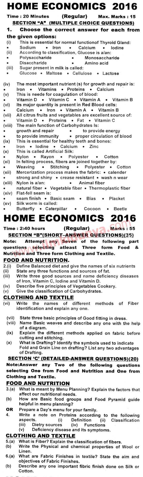 aqa home economics past papers Aqa-2140-w-trb-cexwecon2pdf aqa-2140-w-trb-cexwecon4pdf  aqa-ec0n1-w-qp-jan09pdf.